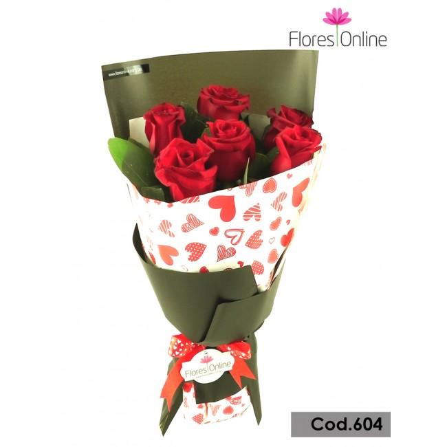 Bouquet Amor de Primavera(Cod.604)