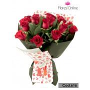 Bouquet Expresión de Amor (Cod.616)