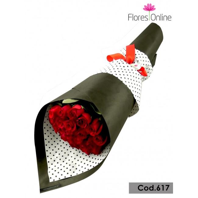 Bouquet Elite Rosas(Cod.617)