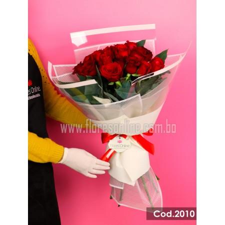 18 Rosas Premium (Cod.2010)