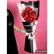 Bouquet Premium 24 Rosas (Cod.2018)