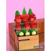 Rosas y Chocolates (Cod.2026)