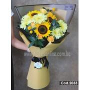 Bouquet Mix Girasoles (Cod.2033)