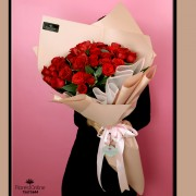 50 Rosas Tallo Largo (Cod.2045)