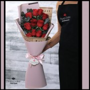 Bouquet 2 Rosas Premium (Cod.2103)