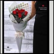 Bouquet 6 Rosa (Cod.2104)