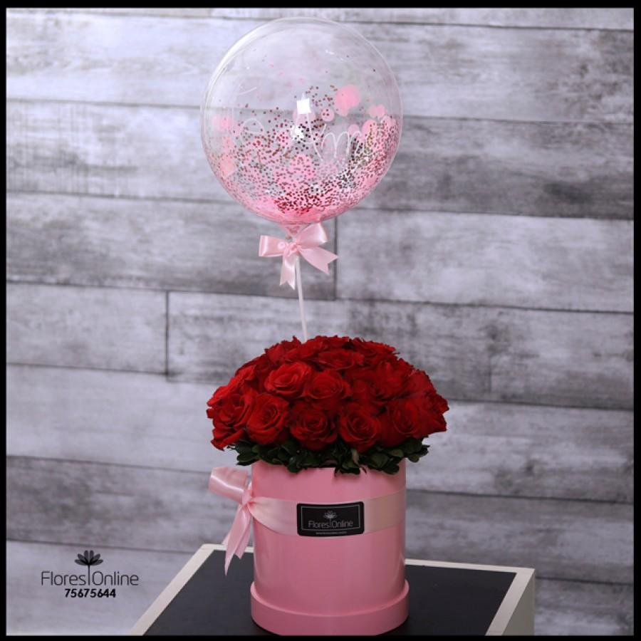 Romántico Rosas Rojas (Cod.2117)