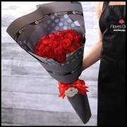 Bouquet 24 Rosas Premium(Cod.2120)