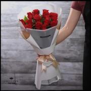 Bouquet 18 Rosas Rojas (Cod.2137)