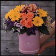 Arreglo Verano flores Mix (Cod.2161)