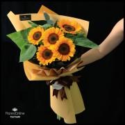 Bouquet Premium 6 Girasoles (Cod.2222)