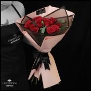 Bouquet Elite 12 Rosas (Cod.2323)