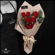 Bouquet 9 Rosas Premium (Cod.2294)