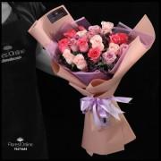 Bouquet Delicadeza Rosa Pastel (Cod.2333)