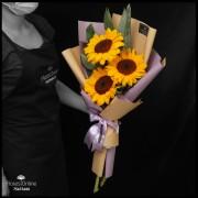 Bouquet Alegría Girasoles (Cod.2346)