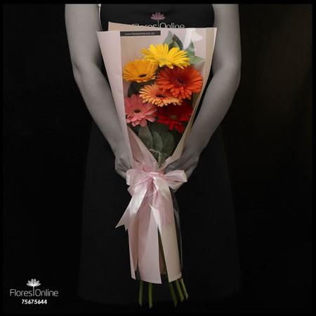 Bouquet Elite Gerberas (Cod.2360)