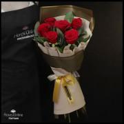 Bouquet 6 Rosas Premium (Cod.2361)