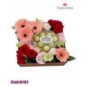 Jardin Romántico Mix (Cod.5121)