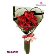 Bouquet Mi Corazón en tus Manos(Cod.5137)