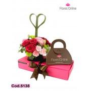 Amor, Flores y Chocolates (Cod.5138)