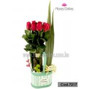 Arreglo Elite 12 Rosas  (Cod.7217)