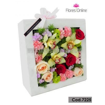 Pintura Floral (Cod.7225)