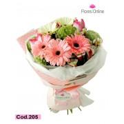 Bouquet Mix Pink (Cod.205)