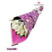 Bouquet Pureza (Cod.209)