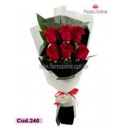 Bouquet 6 Rosas (Cod.240)