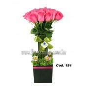 18 Rosas para Pink (Cod.191)