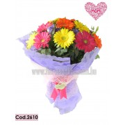 Bouquet Colores Vibrantes (Cod.2610)